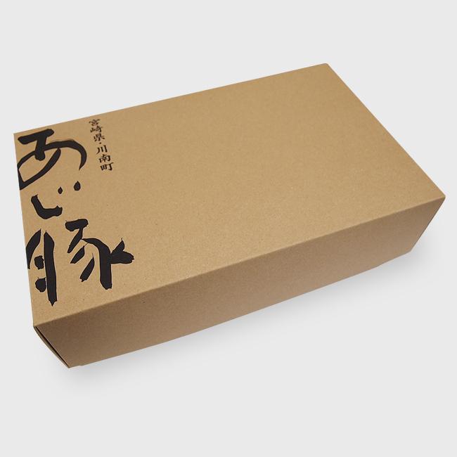 精肉ギフトBOXにてお届けいたします。