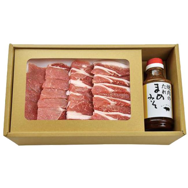 あじ豚ロース肉は、キメが細かくやわらかい部位です。
