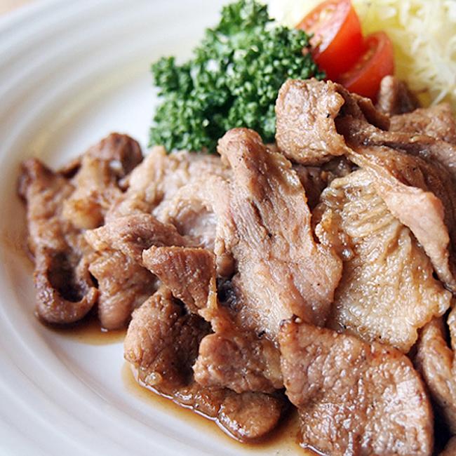 赤身でしっかりとした旨味があるので野菜炒めや豚汁にいかがでしょうか。
